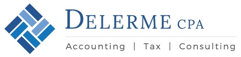 Delerme logo main